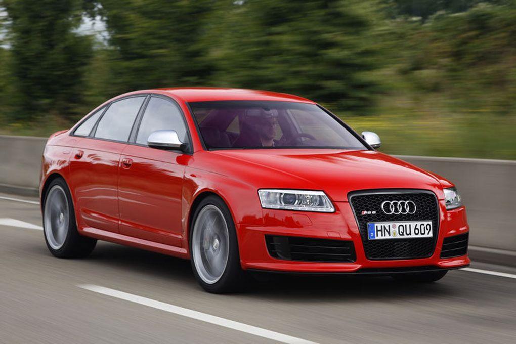 Audi Rs 6 Rs6 4f C6 4 Ust Sedaan 2008 2010 Carplanner